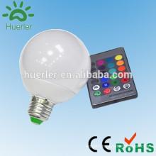 China factory aluminum e27 e26 b22 10w led rgb lighting rgb led bulb e27 led light bulb cool white