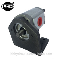 Trade assurance aluminum alloy hydraulic oil gear pump