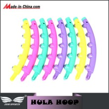 Massage Hula Hoop with Foam Ball
