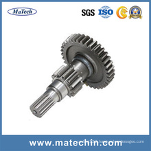 304 304L 316 316L Stainless Steel Precision Shaft Forging