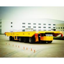 Cargamento pesado del astillero modular del astillero modular del remolque del transportador del astillero del astillero 100-600T que carga