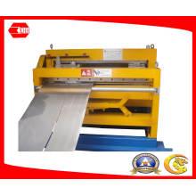 Ft1.0-1200 Straight & Taperred Sheet Automatic Slitting Machine