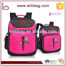 Bolso de escuela nuevo del diseño del animal de abeja de Nylon Multicolor para el niño