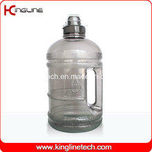 PETG half gallon water bottle BPA free with handle,with sport cap (KL-8003B)