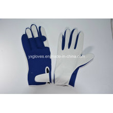 Pig Leather Glove-Weight Lifiting Glove-Safety Glove-Working Glove-Cheap Glove