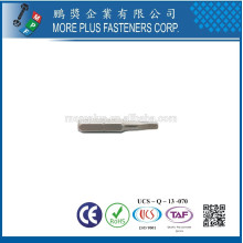 """Made in taiwan high quality 1/4"""" HEX INSERT BITS SQ RECESS BITS 01D HEX INSERT BITS 01D"""