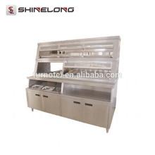 K283 Snak Ausrüstung Luxus-Hot-Food-Display