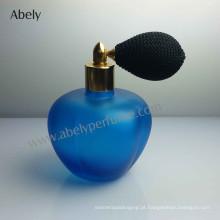 Frascos de perfume de marca de gama alta com Azul Vintage