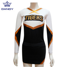 Mystique Tiger Cheerleaders Uniformes