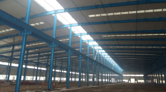 Factory Logistic Park Exhbition Hall