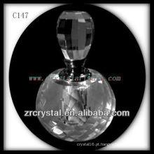Garrafa De Perfume De Cristal Agradável C147