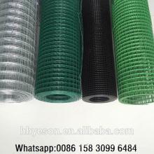 Anping matériaux de construction soudé fil métallique iso9001 usine