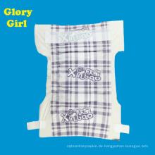Breathable Cotton Top Sheet Babywindel Hersteller aus China