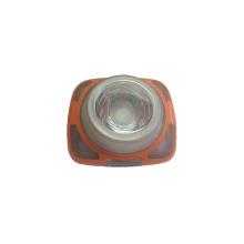 Digital cordless cap lamp