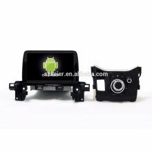 ¡Ocho nucleos! DVD del coche de Android 7.1 para Mazda CX-5 2017 con pantalla capacitiva de 9 pulgadas / GPS / Enlace espejo / DVR / TPMS / OBD2 / WIFI / 4G