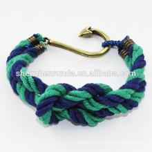 Vente en ligne de bracelets faits maison en Chine pour homme