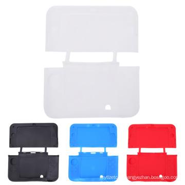 Para nova capa de silicone 3DS XL capa de proteção de borracha protetora para Nintendo Novo Nintendo 3DS XL / LL controlador de console acessório