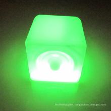 ice cube flashing