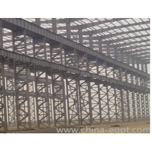 Heavy Steel Structure for Sale with Q345 Low Carbon Steel