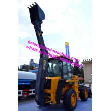 Small XCMG 1m3 WZ30-25 Backhoe Loader