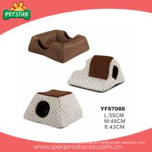 Cama del perro del diseñador, antigüedad de las camas del perro (YF87088)