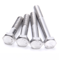 DIN933 DIN931 Hex Bolt for Steel Structural