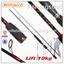 SPR043 Nuevo Material SRF Brave fishing tackle Spinning Fishing Rod