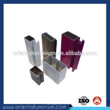 Porte coulissante en aluminium de qualité assurée pour salle de bain