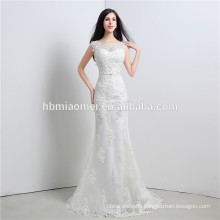 2016 new design off shoulder plus size ball gown dress women wedding with floor length