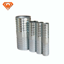Galvanized Carbon Steel Male Hose Barb NPT or BSPT Thread Swage Nipples