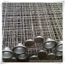 dust collector bag filter cages filtration bag cage