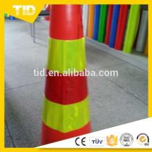 Luvas de cone de tráfego Cabos de alta tensão de perigo acima da manga Detalhes