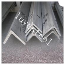 AISI 304 Barra de ângulo de aço inoxidável