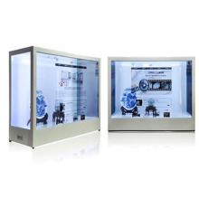 Hot Sale X86- Touch Transparent LCD Display for Advertising