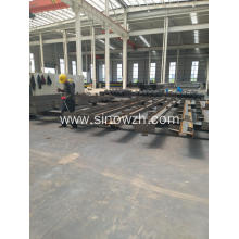 Low Cost Steel Structure