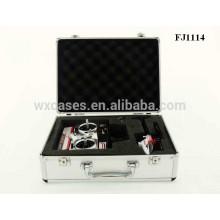 caja de aluminio portable de alta calidad para helicóptero rc de la fábrica de China