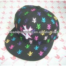 Вышивальные шлепанцы для младенцев / fahion baby snapback hat