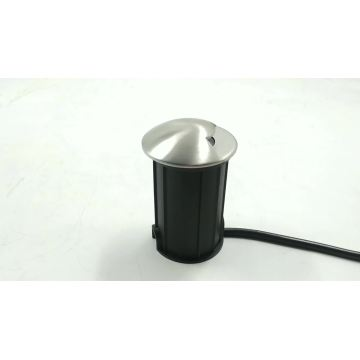 Led unidireccional de acero inoxidable 1 / 3W IP68