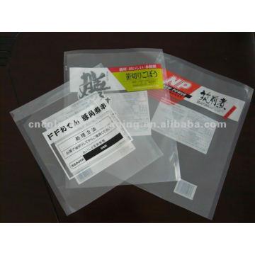 Vácuo de impressão personalizada retort sacos de embalagem de plástico