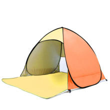 Portable Outdoor Camping Tent Waterproof Family Tent Easy Pop Up Beach Tent