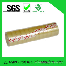 plastic Core Yellowish Stationery Tape