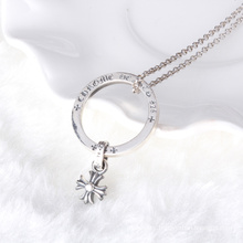 925 silver male necklace thai silver cross jewelry The Vampire Diaries