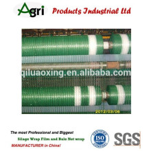 Stretch type film round bale wrap net/hay bale wrap net