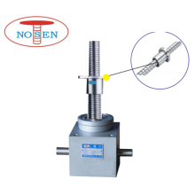 1000KG Manual Cubic High Precision Ball Screw Jacks
