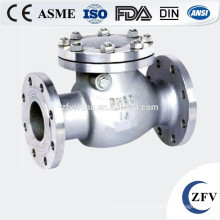 Factory Price ANSI 150LB Flanged Swing Check Valve