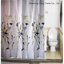 Cortina impermeable de la venta caliente en cuarto de baño