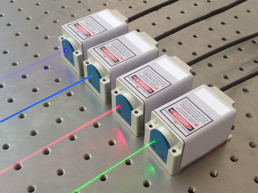 Ultra Compact Lasers