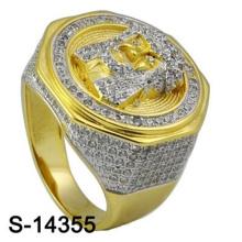 Usine en gros 925 bijoux bague en argent Sterling