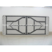 6FT Hot Alse Outdoor Folding Plastic Table