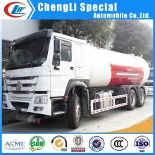 Heavy Duty 10mt LPG Caminhão-Tanque, caminhão-tanque para venda